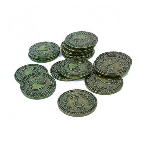 Metallic coins 2$ x15 - Scythe