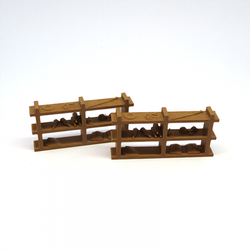 Shelf Tokens for Gloomhaven - 2 pieces