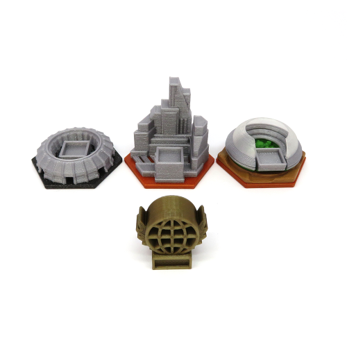 Upgrade Kit for Turmoil - Terraforming Mars - 4 pieces