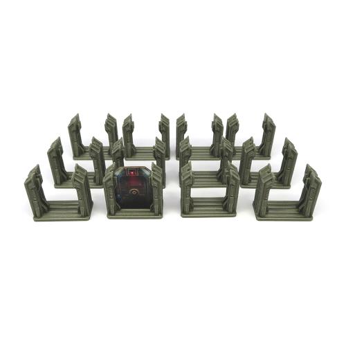 Puertas para Nemesis - 24 piezas