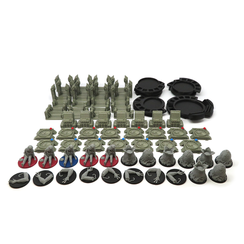 Pack Completo para Nemesis - 81 Piezas