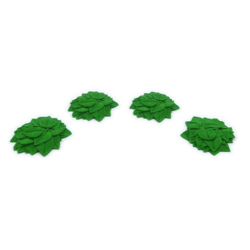 Soportes de Cartas (Hojas) para Everdell - 4 Piezas