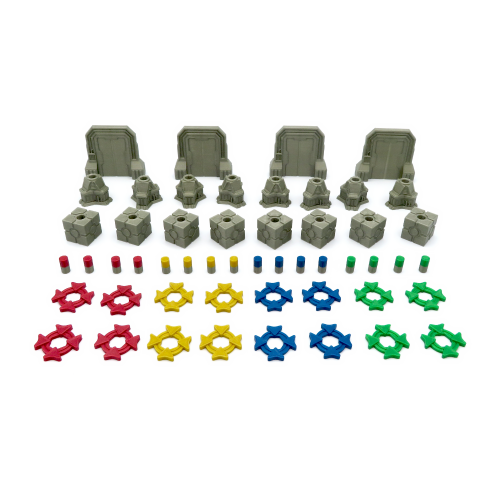Pack de Mejora para Imperial Assault - 52 Piezas