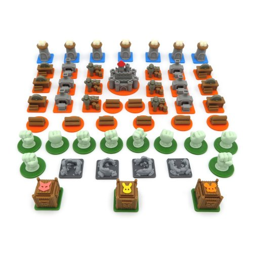 Pack base para Root - 51 piezas