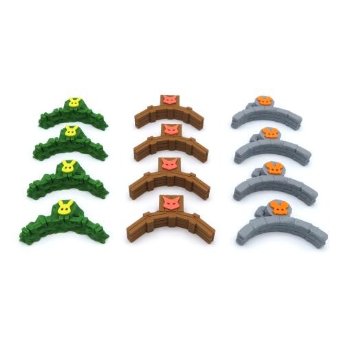 Marcadores de Claro para Root - 12 Piezas