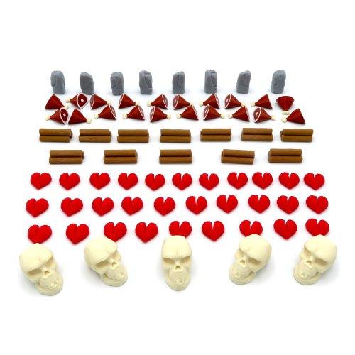 Pack para Paleo - 75 piezas