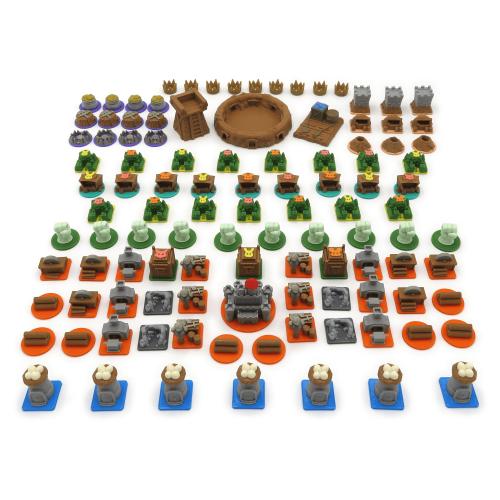 Pack completo para Root - 108 piezas