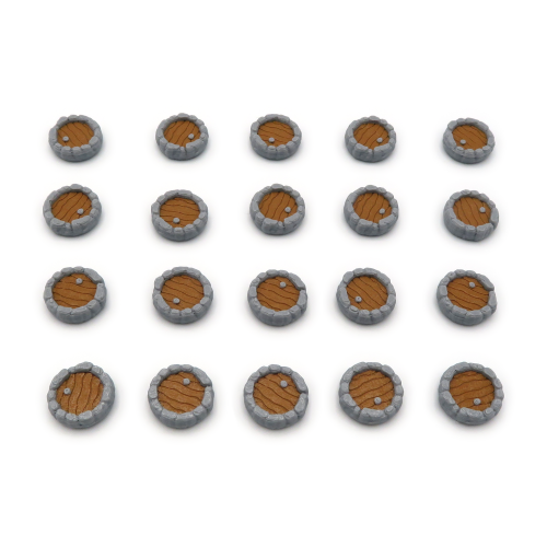 Occupied Tokens for Everdell - 20 Pieces