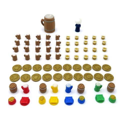 Upgrade Kit for the Taverns of Tiefenthal - 78 Pieces