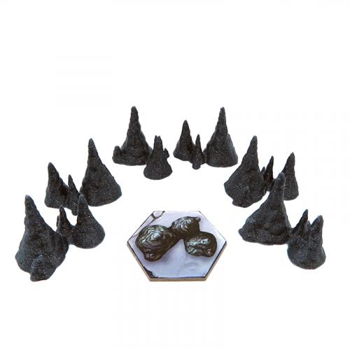 Estalagmitas para Gloomhaven - 6 Piezas