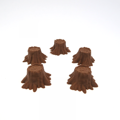 Stumps for Gloomhaven - 5 pieces