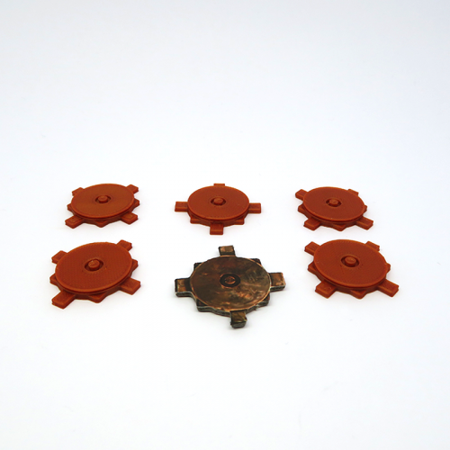 Land Mine Traps for Gloomhaven - 5 pieces