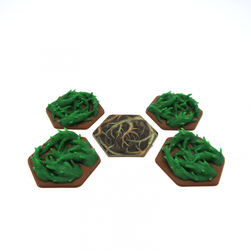 Thorn Traps for Gloomhaven - 4 pieces