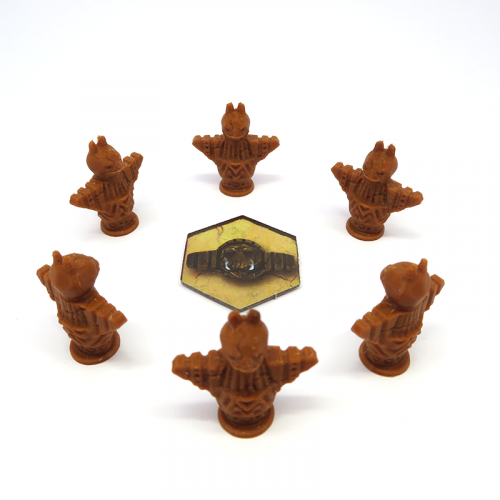 Totems for Gloomhaven - 6 Pieces