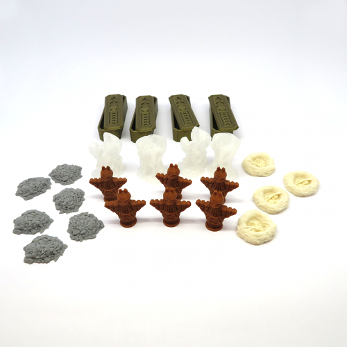 Pack de Extras para Gloomhaven - 24 piezas