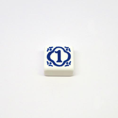 Token Jugador Inicial - Azul