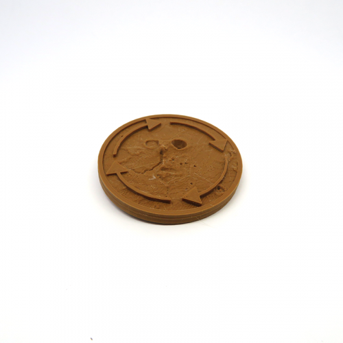 Draft Coin for Terraforming Mars