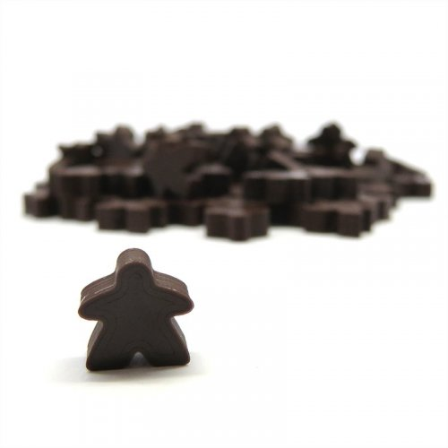Colonist Meeples for Puerto rico - 100 pieces