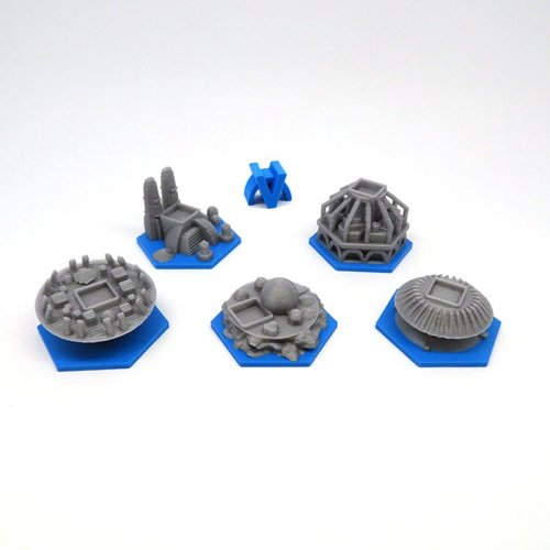 Upgrade Kit for Venus Next - Terraforming Mars - 6 pieces