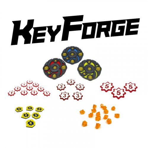 Upgrade kit for Keyforge -...
